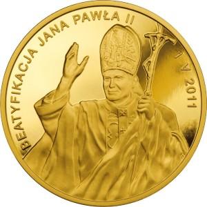 Rewers Beatyfikacja Jana Pawła II - 1 V 2011 - 1000zł
