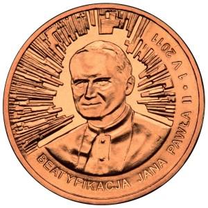 Rewers Beatyfikacja Jana Pawła II - 1 V 2011 - 2zł