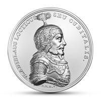 Skarby Stanisława Augusta - Władysław Łokietek, 50zł rewers
